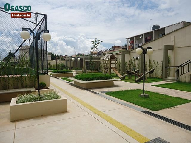 Apartamento  residencial para locação, Quitaúna, Osasco.