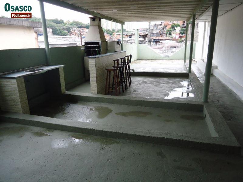 Sobrado residencial à venda, Santo Antônio, Osasco.