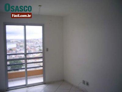 Apartamento Residencial para locação, Jardim Roberto, Osasco - AP0113.