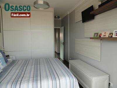 Apartamento Residencial à venda, Vila Yara, Osasco - AP1584.