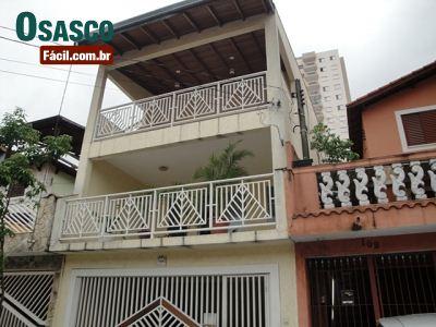 Sobrado Residencial à venda, Cidade das Flores, Osasco - SO0468.