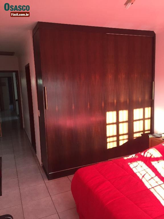 Sobrado residencial à venda, Cipava, Osasco.