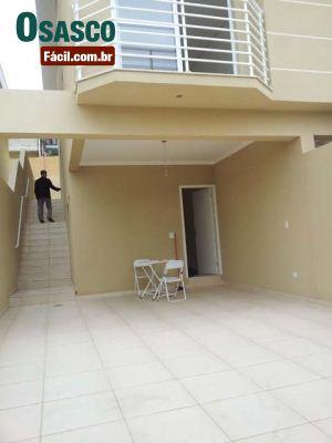 Sobrado Residencial à venda, Jardim das Flores, Osasco - SO0446.