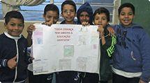 Antes de saírem de férias, alunos de Barueri debateram sobre o ECA