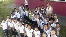 Escolas da rede realizam atividades para celebrar o Dia da Árvor