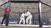 Prefeitura realiza evento de MMA